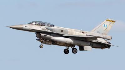 021 - Lockheed Martin F-16DJ Fighting Falcon - Greece - Air Force