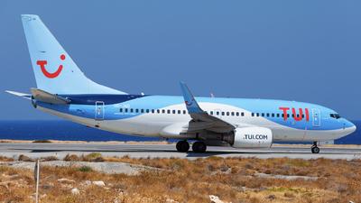 OO-JAO - Boeing 737-7K5 - TUI