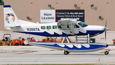 A picture of N366TA - Cessna 208 Caravan I - [20800249] - © Eddie Heisterkamp