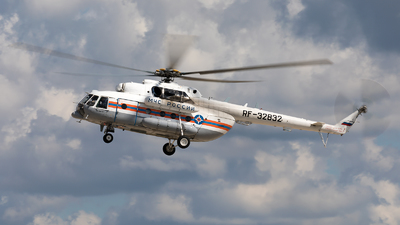 RF-32832 - Mil Mi-8MTV-1 Hip - Russia - Ministry for Emergency Situations (MChS)
