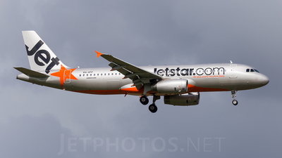 VH-VFF - Airbus A320-232 - Jetstar Airways