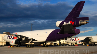 A picture of N398FE -  - [46634] - © Agustin Anaya