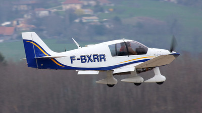 F-BXRR - Robin DR400/140B Major - Aero Club de Morestel