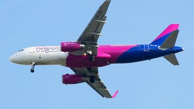 HA-LSC - Airbus A320-232 - Wizz Air