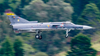 FAC3053 - IAI Kfir C10 - Colombia - Air Force