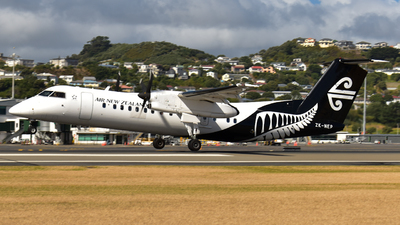 ZK-NEP - Bombardier Dash 8-Q311 - Air New Zealand