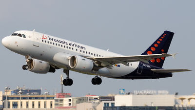 A picture of OOSSA - Airbus A319111 - Brussels Airlines - © Alexander Jeglitsch