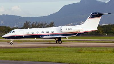 M-MNVN - Gulfstream G450 - Private