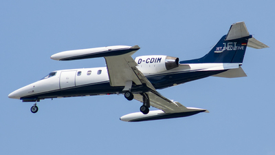 D-CDIM - Gates Learjet 35A - Jet Executive International Charter