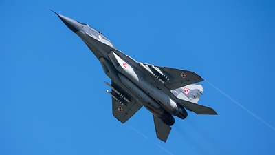 15 - Mikoyan-Gurevich Mig-29G Fulcrum - Poland - Air Force
