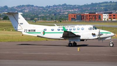 7T-WRM - Beechcraft B300 King Air 350 - Algeria - Air Force