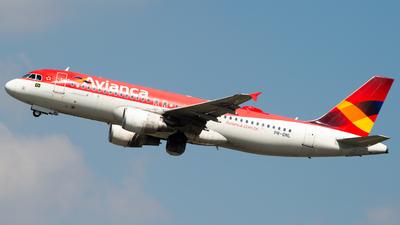 PR-ONL - Airbus A320-214 - Avianca Brasil