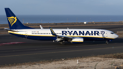 A picture of EIDYY - Boeing 7378AS - Ryanair - © Leandro Hdez