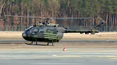 86-30 - MBB Bo105P1 - Germany - Army
