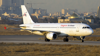 A picture of EPZAP - Airbus A320211 - Zagros Airlines - © Alireza Karimaghaei