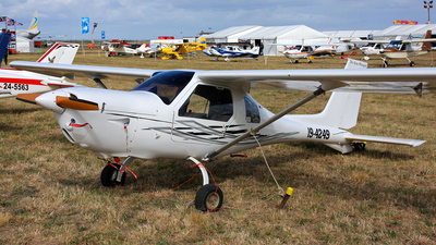 19-4249 - Jabiru SP-T - Private