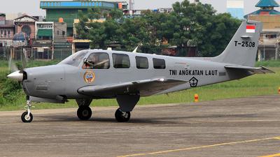 T-2508 - Beechcraft G36 Bonanza - Indonesia - Navy