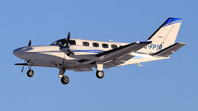 C-FPTR - Cessna 441 Conquest - Private