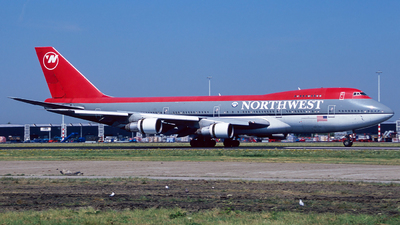 N625US - Boeing 747-251B - Northwest Airlines