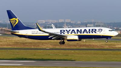 EI-EFF - Boeing 737-8AS - Ryanair