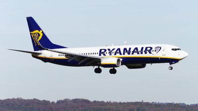 A picture of SPRKE - Boeing 7378AS - Ryanair - © Yannick Schreiber