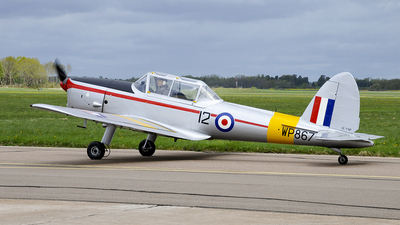 SE-FNP - De Havilland Canada DHC-1 Chipmunk - Private