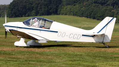 OO-CCD - Jodel DR220 - Private