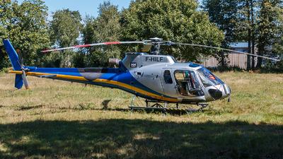 F-HILF - Eurocopter AS 350B3 Ecureuil - SAF Hélicoptères - Service Aérien Français
