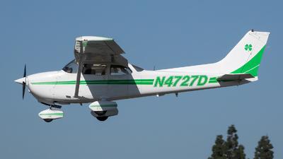 N4727D - Cessna 172N Skyhawk - Private