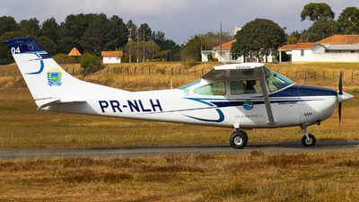 PR-NLH - Cessna 182N Skylane - Brazil - Government of Mato Grosso do Sul