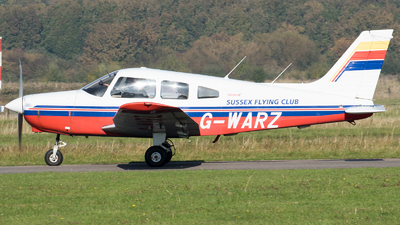 G-WARZ - Piper PA-28-161 Warrior III - Sussex Flying Club