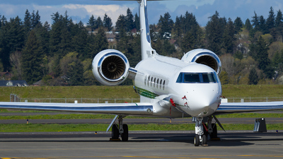 N550JD - Gulfstream G550 - Private