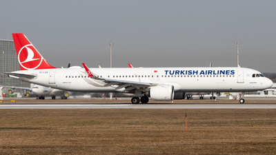 TC-LSS - Airbus A321-271NX - Turkish Airlines