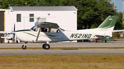 N521ND - Cessna 172S Skyhawk SP - Phoenix East Aviation