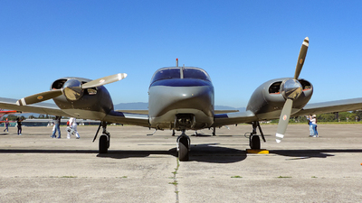 611 - Piper PA-34-200T Seneca II - Guatemala - Air Force