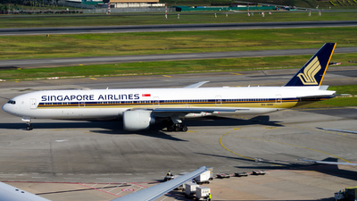 A picture of 9VSNB - Boeing 777312(ER) - Singapore Airlines - © Wafi Ammar - sv.Jet