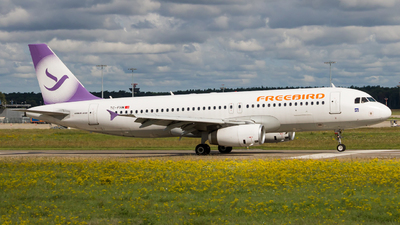 TC-FHM - Airbus A320-232 - Freebird Airlines
