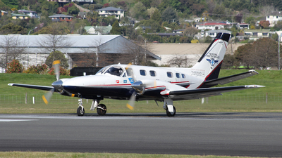 ZK-NFD - Cessna 441 Conquest II - NZ Flying Doctor Service