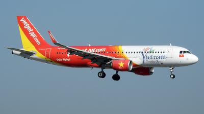 VN-A696 - Airbus A320-214 - VietJet Air
