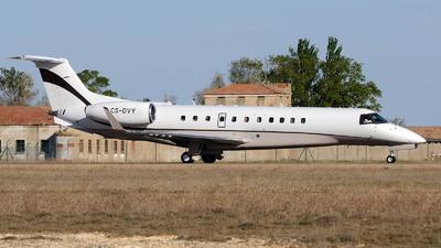 CS-DVY - Embraer ERJ-135BJ Legacy - MasterJet
