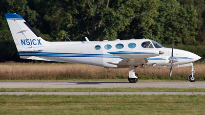 N51CX - Cessna 340A - Private