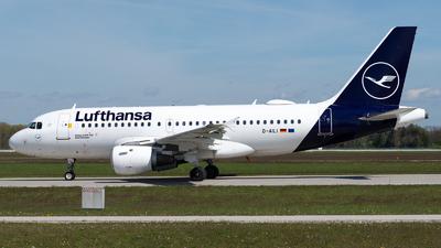 A picture of DAILI - Airbus A319114 - Lufthansa - © Thomas Ernst