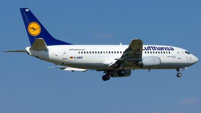 D-ABEB - Boeing 737-330 - Lufthansa