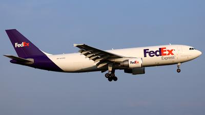 A picture of N721FD - Airbus A300B4622R(F) - FedEx - © Scott Kerhaert
