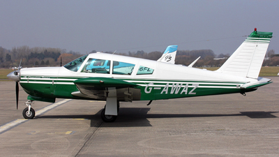 A picture of GAWAZ - Piper PA28R180 - [28R30512] - © Stephen Duquemin