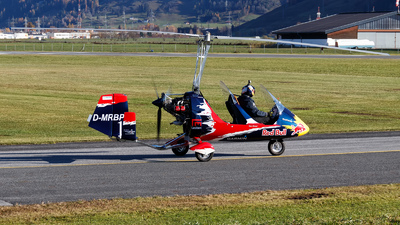 D-MRBP - Autogyro Europe MT-03 Eagle - Red Bull Rotorwings
