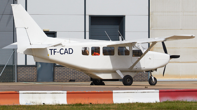 TF-CAD - Gippsland GA-8-TC320 Airvan - Private