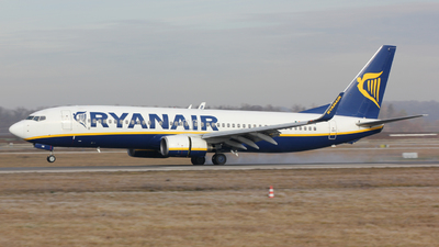 EI-DHN - Boeing 737-8AS - Ryanair