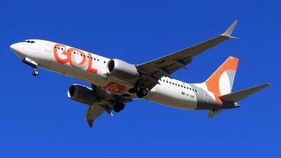 PR-XMF - Boeing 737-8 MAX - GOL Linhas Aereas
