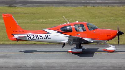 N265JC - Cirrus SR22T-GTS G5 Carbon - Private